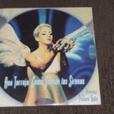 """CDs de Música: ANA TORROJA - COMO SUEÑAN LAS SIRENAS CD REMIXES BY PUMPIN"""" DOLLS. Lote 228971652"""
