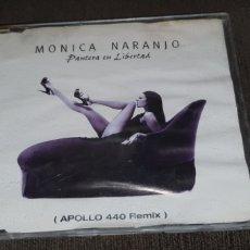 CDs de Música: MONICA NARANJO - PANTERA EN LIBERTAD ( APOLLO 440 REMIX ). Lote 228972200