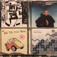 CDs de Música: LOTE 4 CDS MÚSICA ELECTRONICA. Lote 228985265