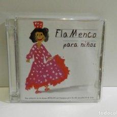 CDs de Música: DISCO CD. VARIOS – FLAMENCO PARA NIÑOS. COMPACT DISC.. Lote 229068860