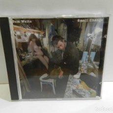 CDs de Música: DISCO CD. TOM WAITS – SMALL CHANGE. COMPACT DISC.. Lote 229075710