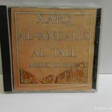 CDs de Música: DISCO CD. AL TALL / MULUK EL HWA – XARQ AL-ANDALUS. COMPACT DISC.. Lote 229076597