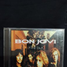 CDs de Música: BON JOVI THESE DAYS. Lote 229089720