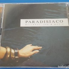 CDs de Música: CD DOBLE 2 CD'S / PARADISIACO - WELLNESS, SPA & MUSIC / BLANCO Y NEGRO ‎– MXCD 1840 2008 COMO NUEVO. Lote 229130650