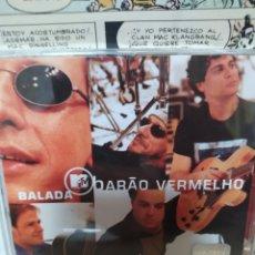 CDs de Música: BARÃO VERMELHO–BALADA MTV . CD BUEN ESTADO.. Lote 229150470