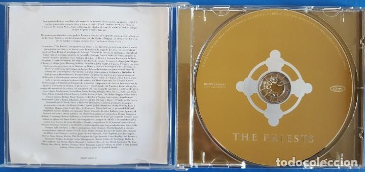 CDs de Música: CD / The Priests - The Priests / Epic - 88697 40672 2, Sony BMG Music Entertainment 2008 COMO NUEVO - Foto 3 - 229159382