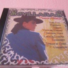 CDs de Música: SEVILLANAS NUEVAS Y CLASICAS ARCADE TV-MUY RARO. Lote 229175595