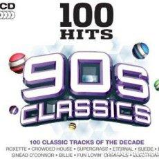 CDs de Música: 100 HITS: 90'S CLASSICS 4 CDS PRECINTADO. Lote 229179355