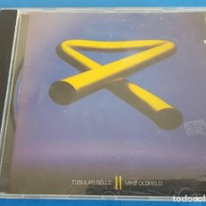CDs de Música: CD / MIKE OLDFIELD / TUBULAR BELLS II / WEA ‎– 4509-90618-2 1992 COMO NUEVO. Lote 229192215