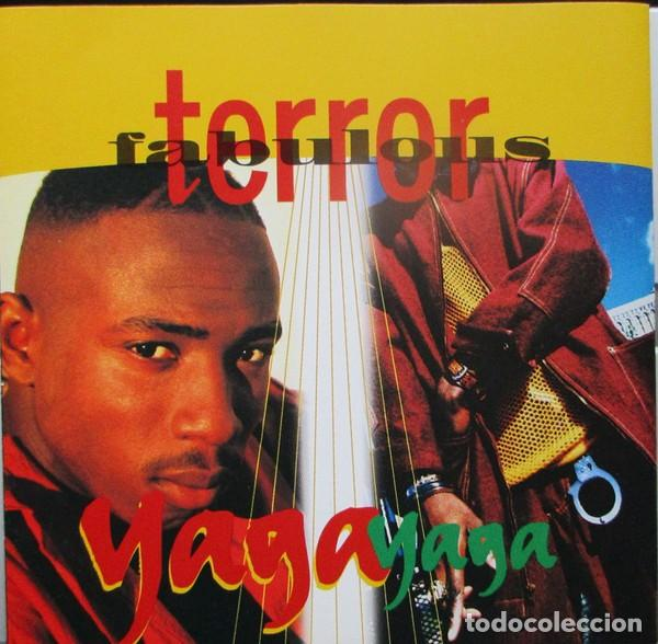 FABULOUS TERROR - YAGA YAGA (Música - CD's Reggae)