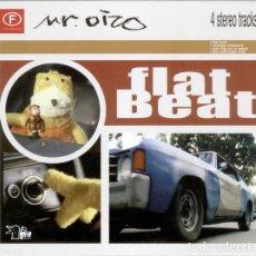 CDs de Música: MR OIZO - FLAT BEAT. Lote 229236870