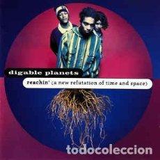 CDs de Música: DIGABLE PLANETS - REACHIN'. Lote 229238735