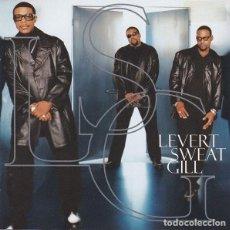 CDs de Música: LSG - LEVERT SWEAT GILL. Lote 229240190
