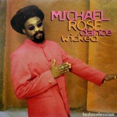 CDs de Música: MICHAEL ROSE - DANCE WICKED. Lote 229240590