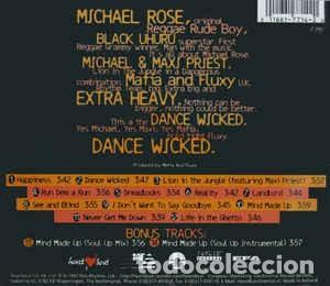 CDs de Música: Michael Rose - Dance Wicked - Foto 2 - 229240590