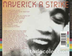CDs de Música: Finley Quaye - Maverick a Strike - Foto 2 - 229241210