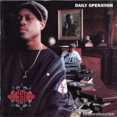 CD de Música: GANG STARR - DAILY OPERATION. Lote 229241675