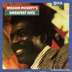 CDs de Música: WILSON PICKETT - GREATEST HITS. Lote 229327260