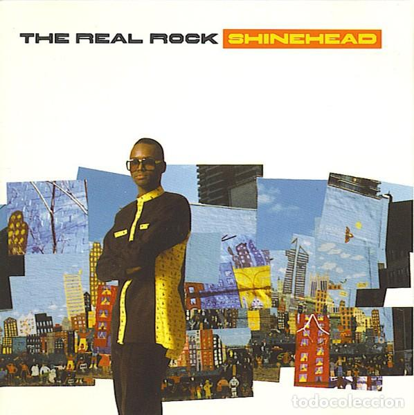 CDs de Música: The Real Rock - Shinehead - Foto 1 - 229328135