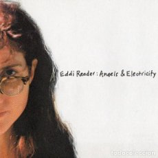 CDs de Musique: EDDI READER - ANGELS & ELECTRICITY. Lote 229334150