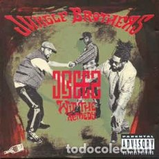 CDs de Música: JUNGLE BROTHERS - J. BEEZ WITH THE REMEDY. Lote 229369440