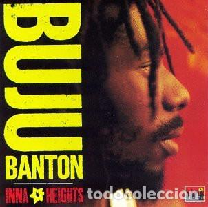 BUJU BANTON - INNA HEIGHTS (Música - CD's Reggae)