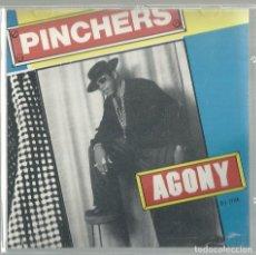 CDs de Música: PINCHERS - AGONY. Lote 229372335
