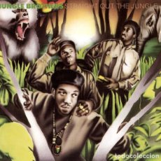 CDs de Música: JUNGLE BROTHERS - STRAIGHT OUT OF THE JUNGLE. Lote 229374775