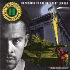 CD de Música: THE DISPOSABLE HEROES OF HIPHOPRISY - HYPOCRISY IS A LUXURY. Lote 229375505