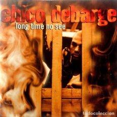 CDs de Música: CHICO DEBARGE - LONG TIME NO SEE. Lote 229377515