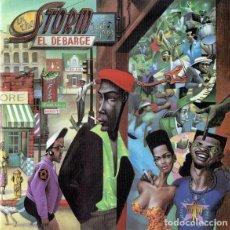 CDs de Música: EL DEBARGE - IN THE STORM. Lote 229378300