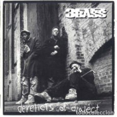 CD de Música: 3RD BASS - DERELICTS OF DIALECT. Lote 229379990