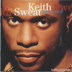 CDs de Música: KEITH SWEAT - GET UP ON IT. Lote 229381140