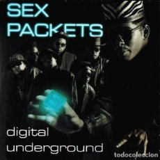 CDs de Musique: DIGITAL UNDERGROUND - SEX PACKETS. Lote 262057835