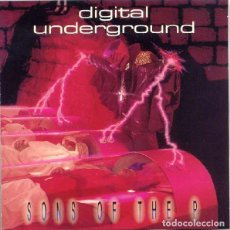 CDs de Musique: DIGITAL UNDERGROUND - SONS OF THE P. Lote 229384940