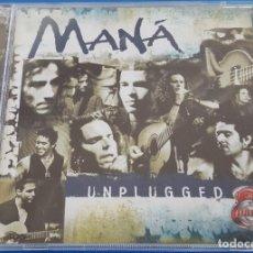 CDs de Música: CD / MANÁ / UNPLUGGED / WEA – 3984-278642 3, MTV MUSIC TELEVISION 1999, COMO NUEVO. Lote 229411620