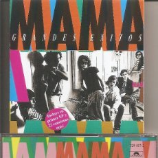 CDs de Música: MAMA - GRANDES EXITOS (CD, POLYDOR 1995). Lote 229417895