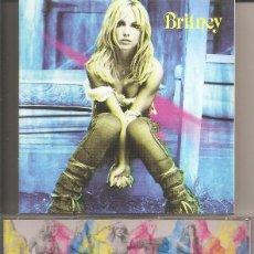 CDs de Música: BRITNEY SPEARS - BRITNEY (CD, ZOMBA RECORDS 2001, CONTIENE POSTER, VER FOTOS). Lote 229423875