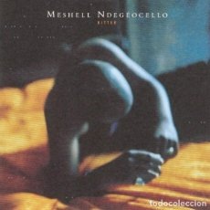CDs de Música: MESHELL NDEGEOCELLO - BITTER. Lote 229486870