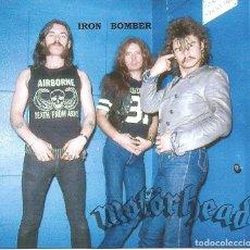 CD de Música: CD MOTORHEAD - IRON BOMBER - GLASGOW 1982 - SOUNDBOARD. Lote 267035494