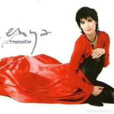 CDs de Música: ENYA - AMARANTINE - CD ALBUM - 12 TRACKS - WARNER MUSIC UK - AÑO 2005. Lote 229534235