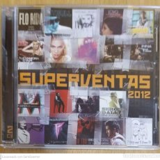 CDs de Música: SUPERVENTAS 2012 - 2 CD'S (MANUEL CARRASCO, SERGIO DALMA, AMAIA MONTERO, BUSTAMANTE...). Lote 229562260