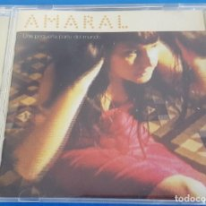 CDs de Música: CD / AMARAL / UNA PEQUEÑA PARTE DEL MUNDO / VIRGIN 8491862, 2000, COMO NUEVO. Lote 229592745