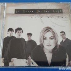 CDs de Música: CD / LA OREJA DE VAN GOGH / DILE AL SOL / EPIC EPC 491201 2, 1998, COMO NUEVO. Lote 229593360