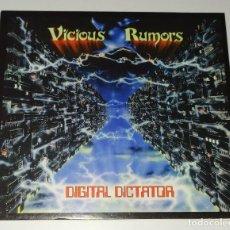 CDs de Música: CD DIGIPACK VICIOUS RUMORS - DIGITAL DICTATOR. Lote 229598960