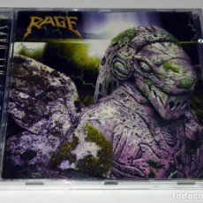 CDs de Música: CD RAGE - END OF ALL DAYS. Lote 229603380