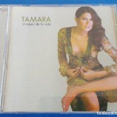 CDs de Música: CD / TAMARA / LO MEJOR DE TU VIDA / MUXXIC 0602498748688, 2005 COMO NUEVO. Lote 229667605