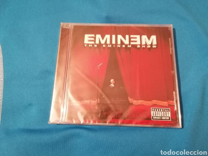 PEDIDO MÍNIMO 5€ OFERTA NAVIDAD EMINEM THE EMINEM SHOW CD PRECINTADO (Música - CD's Hip hop)
