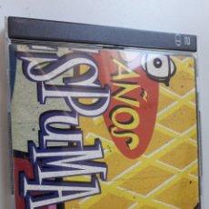 CDs de Música: GOMAESPUMA 20 AÑOS DOBLE CD ALBUM DEL 2001 30 TEMAS DE HUMOR DEL PROGRAMA DE RADIO. Lote 229670150