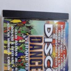 CDs de Música: DISCO DANCE VERANO 99 CD MÚSICA. Lote 229673420